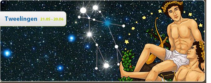 Tweelingen - Gratis horoscoop van 24 april 2019 paragnosten uit Schaarbeek